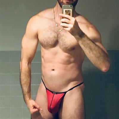 Sep, 2019's top guy thongjock wearing G-string gregg homme g string